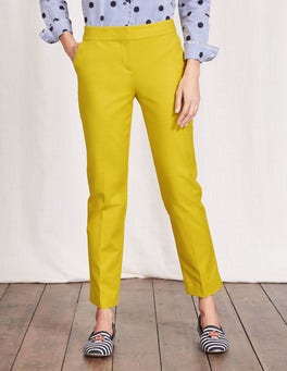 Mimosa Yellow Richmond 7/8 Trousers