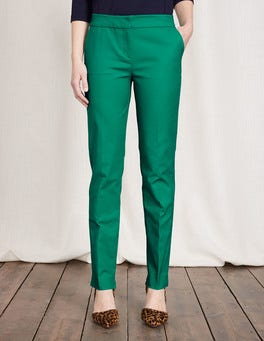 Meadow Green Richmond Trousers
