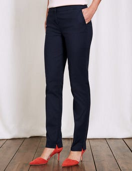 Navy Richmond Trousers