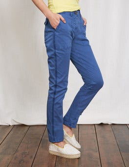 Santorini Blue Lizzie Trousers