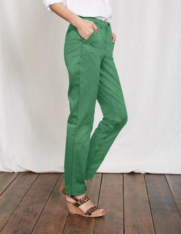 Wasabi Green Rachel Chino Trousers