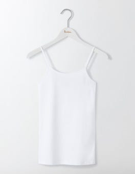 White Plain Cami