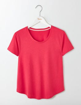 Camellia Supersoft Swing Tee