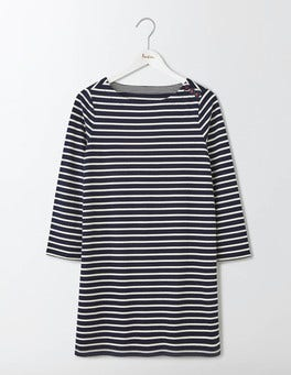 Navy/Ivory Sailor Breton Tunic