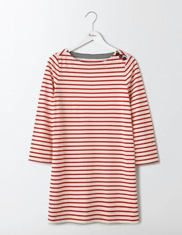 Ivory/Snapdragon Sailor Breton Tunic