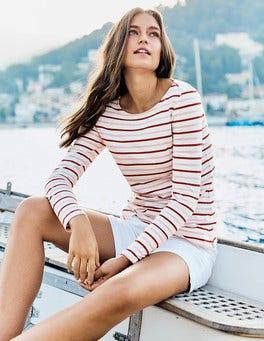 Long Sleeve Breton