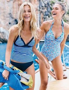 Ischia Halter Swimsuit