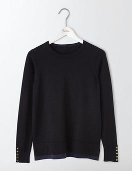 Black Tilly Sweater