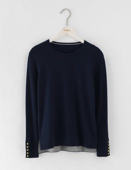 Navy Tilly Jumper