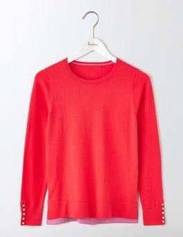 Strawberry Sundae Tilly Sweater