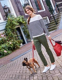 Tresco Stripe Jumper