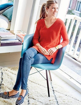 Clare V-Neck Jumper