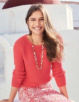 Sera Boat Neck Sweater