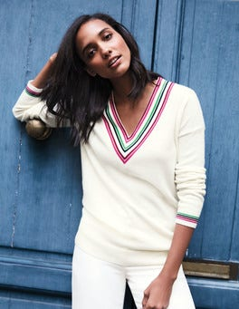 Pavillion Cricket Sweater