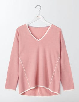 Agnes V-Neck Jumper
