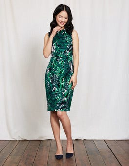 Drake Wisteria Martha Dress