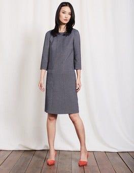 Riva Jacquard Dress