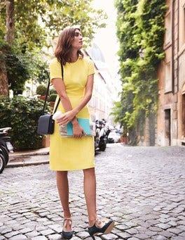 Sylvie Seamed Dress