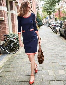 Gloria Ponte Dress