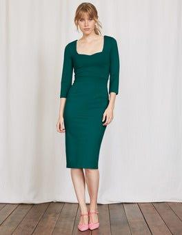 Drake Rebecca Ponte Dress
