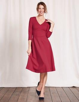 Camellia Bryony Ponte Dress