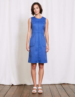 Santorini Blue Rosa Dress