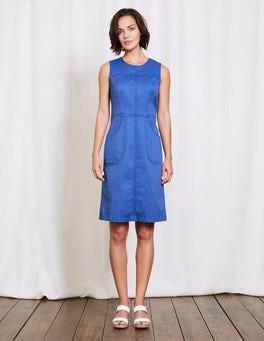 Santorini Blue Rosa Dress