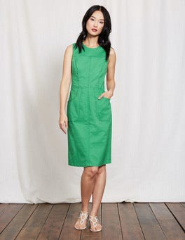 Wasabi Green Rosa Dress