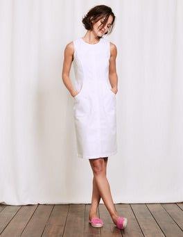 White Rosa Dress