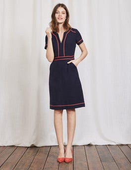 Navy Tilda Dress