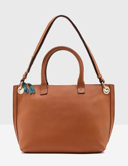 Tan Toulon Tote Bag