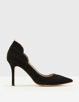 Carrie Mid Heel Pumps