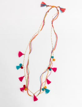 Mid Pink Diona Necklace