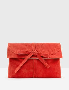 Summer Poppy Octavia Clutch