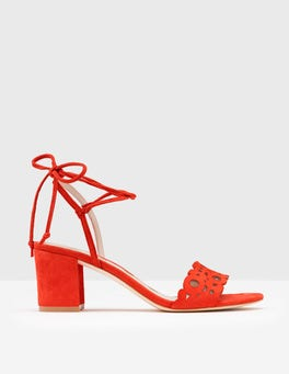 Summer Poppy Jocelyn Mid Heels