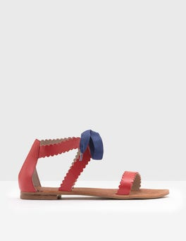 Snapdragon Scallop Sandals