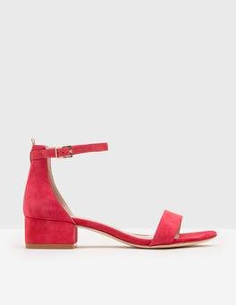 Maxine Block Heels