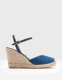 Dominica Espadrille Wedges
