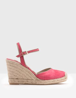 Coral Reef Dominica Espadrille Wedges