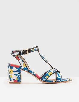 Multi Bloom Tina Heels