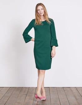 Deep Forest Lavinia Ponte Dress
