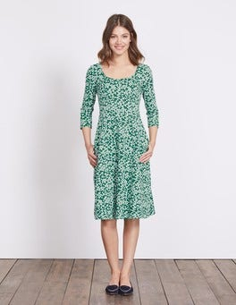 Eden Blossom Spot Julianna Ponte Dress