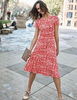 Portia Jersey Dress