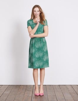 Eden Starlight Spot Emmeline Jersey Dress