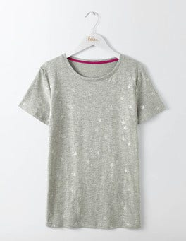Silver Swallow Make A Statement Tee