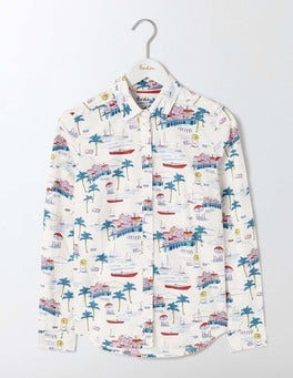 Ivory Beach The Classic Shirt