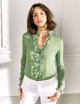 Grace Silk Shirt
