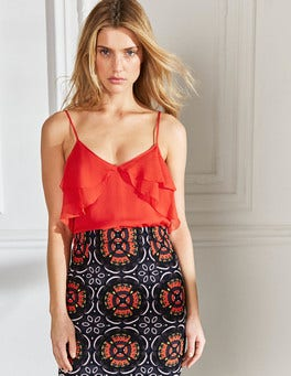Grace Silk Cami