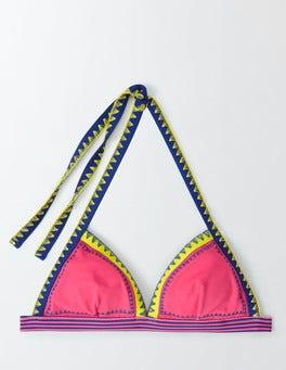 Pomegranate Salerno Bikini Top