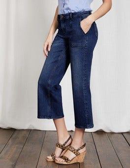Vintage Dulverton Cropped Jeans